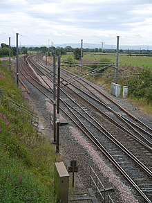 Px Site Of The Quintinshill Rail Disaster C C James T M Towill