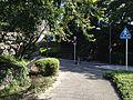Site of Habashita-Gomon Gate of Nagoya Castle.JPG