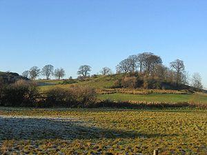 Mumrills - Image: Site of the Antonine Wall. geograph.org.uk 90434