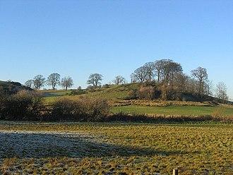 Mumrills - Site of the Antonine Wall near Mumrills Road