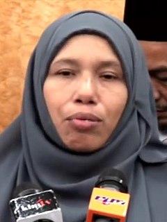 Siti Zailah Mohd Yusoff Malaysian politician
