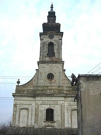 Sivac - Image: Sivac, Calvinist Church
