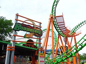 Boomerang (Six Flags St. Louis) - Boomerang