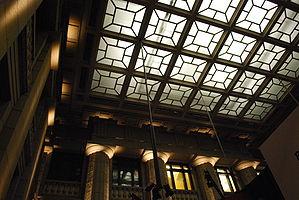 Skandinaviska Banken Bankhallen 2.   JPG