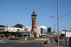 Skegness Clock Tower - geograph.org.uk - 1490888.jpg