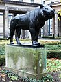 Skulptur Bodestr 1-3 (Mitte) Löwe August Gaul.jpg
