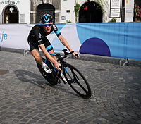 Sky team - 1st stage Tour of Slovenia 2015.jpg