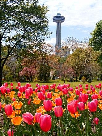 Skylon Tower - Image: Skylon Niagara