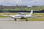 Skywise Aviation (VH-BDS) Beech 76 Duchess at Wagga Wagga Airport.jpg