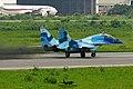 Smoke em' ! black 264, Bangladesh Air Force Mig-29UB (24206812665).jpg