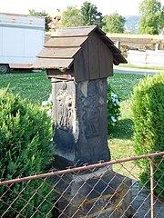 Sculpture in Sněhov