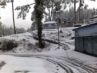 Almora district - Ranikhet, Almora district