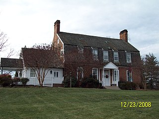 Snow Hill (Laurel, Maryland) building in Maryland, United States