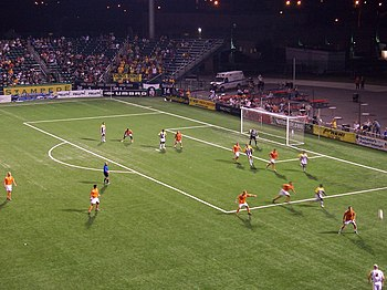 Soccer match - Rochester vs Carolina.JPG