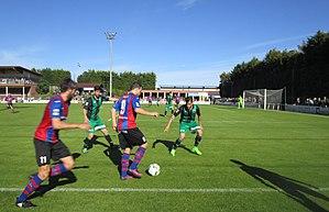 Sestao River Club - Image: Sociedad Deportiva Leioa Sestao River 2017