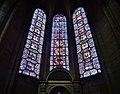 Soissons Cathédrale Saint-Gervais-et-Protais Innen Chorumgang Buntglasfenster 4.jpg