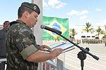 Solenidade em comemoração aos 56 anos da criação do 32⁰ Grupo de Artilharia de Campanha (GAC) do Exército Brasileiro – Grupo D.Pedro I (26338282612).jpg