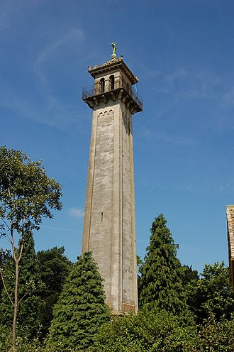 Hawkesbury Upton - The Somerset Monument