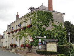 Sorigny (Indre-et-Loire) Mairie.JPG