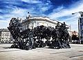 "Soundskulptur ""The Morning Line"", Matthew Ritchie - panoramio.jpg"
