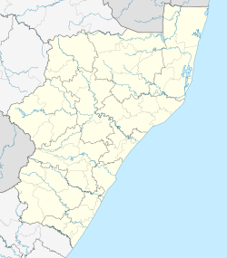 Pietermaritzburg is located in KwaZulu-Natal