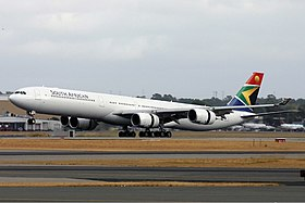 South African Airways Airbus A340-600 PER Monty-1.jpg