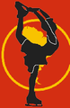 South American figure skater pictogram.png
