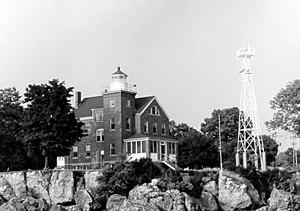 South Bass Island Light - South Bass Island Light (USCG)