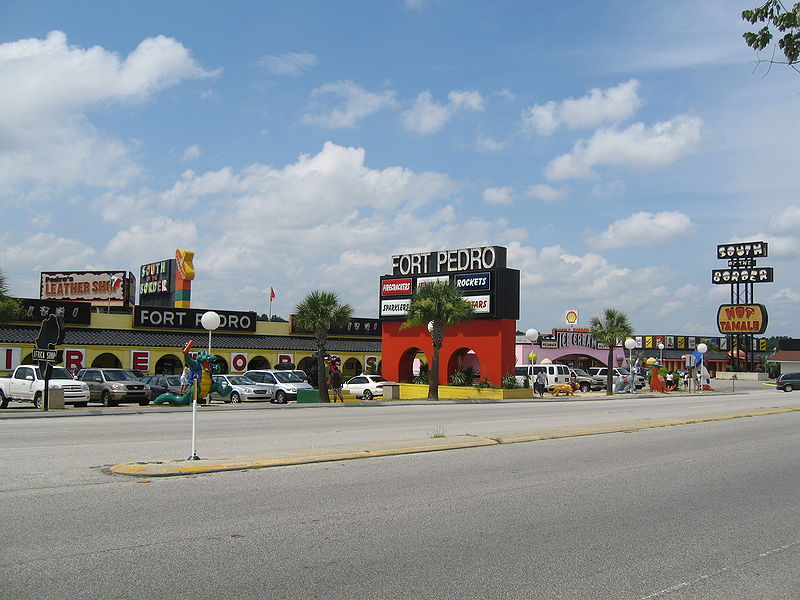File:South of the Border (attraction) 2.jpg