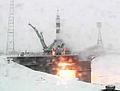 Soyuz TMA-22 lifts off from Gagarin's Start.jpg