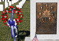 Space Shuttle Challenger Memorial - Arlington 2006.jpg