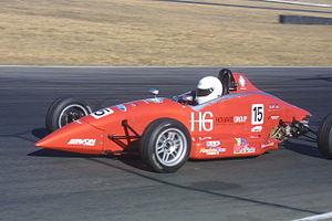 Borland Racing Developments - Image: Spectrum 011