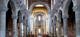 St Anne's Cathedral, Belfast - Interior