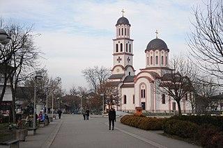 Srbac Town and municipality