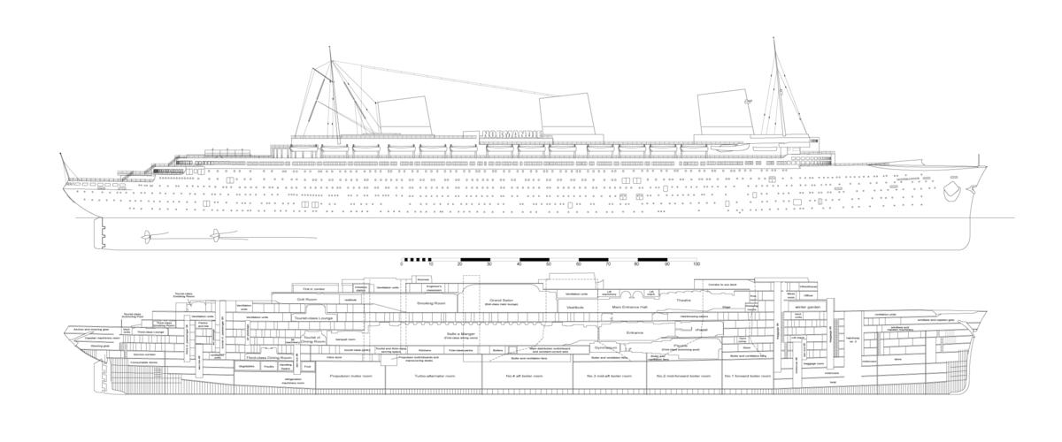 Normandie Schip 1935 Wikipedia