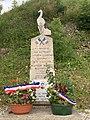 Stèle à Jean Gayvallet et Louis Picard à Lalley (Isère) - 3.jpg