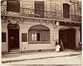 St. Denis, Ancien Relais de la Poste d'Ecouen, Hôtel du Grand Cerf MET DP124799.jpg