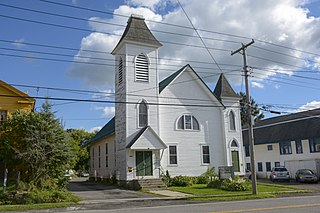 St. Marys Episcopal Church (Springfield Center, New York) United States historic place