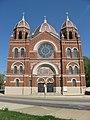 St. Nicholas' Catholic Church in Zanesville front.jpg