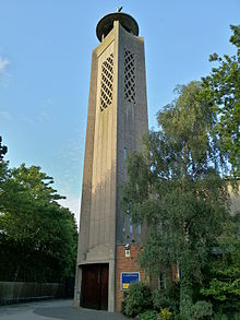 St. Peters Church, Hall Green - Tower.jpg