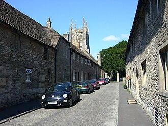 Mells, Somerset - Image: St Andrews Mells 4