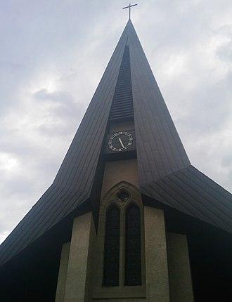 Saint-Julien-en-Genevois - Image: St Julien Eglise