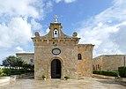 St Anne Chapel at Fort St. Angelo 11.jpg