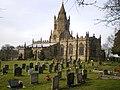St Bartholomew's, Tong - geograph.org.uk - 1734066.jpg