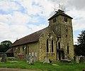 St Bartholomew's Church, Church Lane, Haslemere (June 2015) (3).JPG