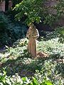 St Francis statue, Trinity Church, Boston, MA.jpg
