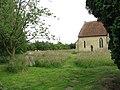 St George's Church - churchyard - geograph.org.uk - 1367380.jpg