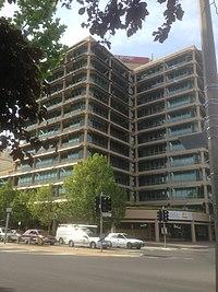 St George Centre, Canberra (alternate view)