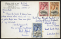 St Helena 1961 Tristan Relief Fund postcard.png