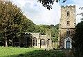 St James parish church, Treffynnon (Holywell), Flintshire, Wales 03.jpg